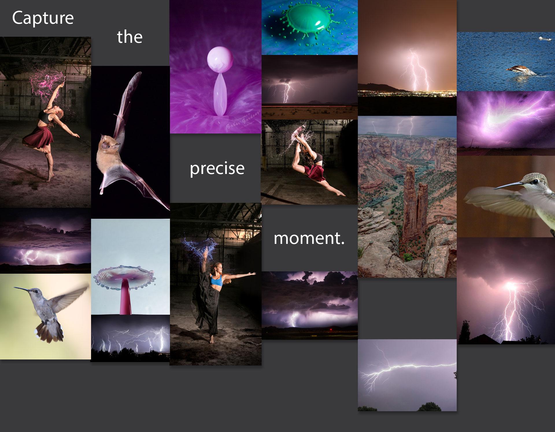 lightning camera trigger