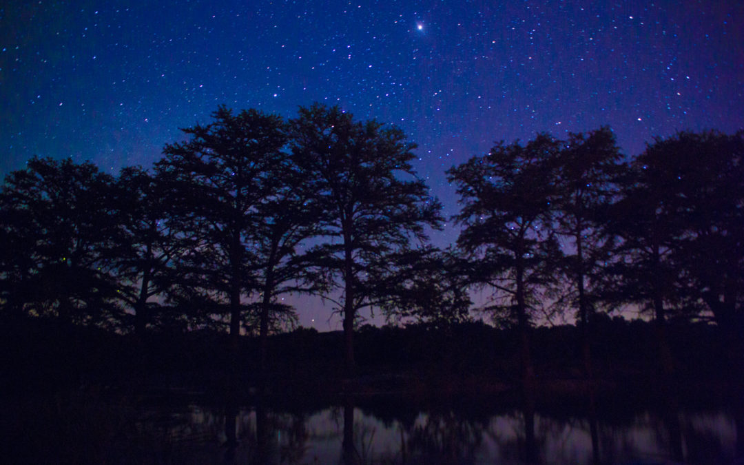 Sky Over Texas
