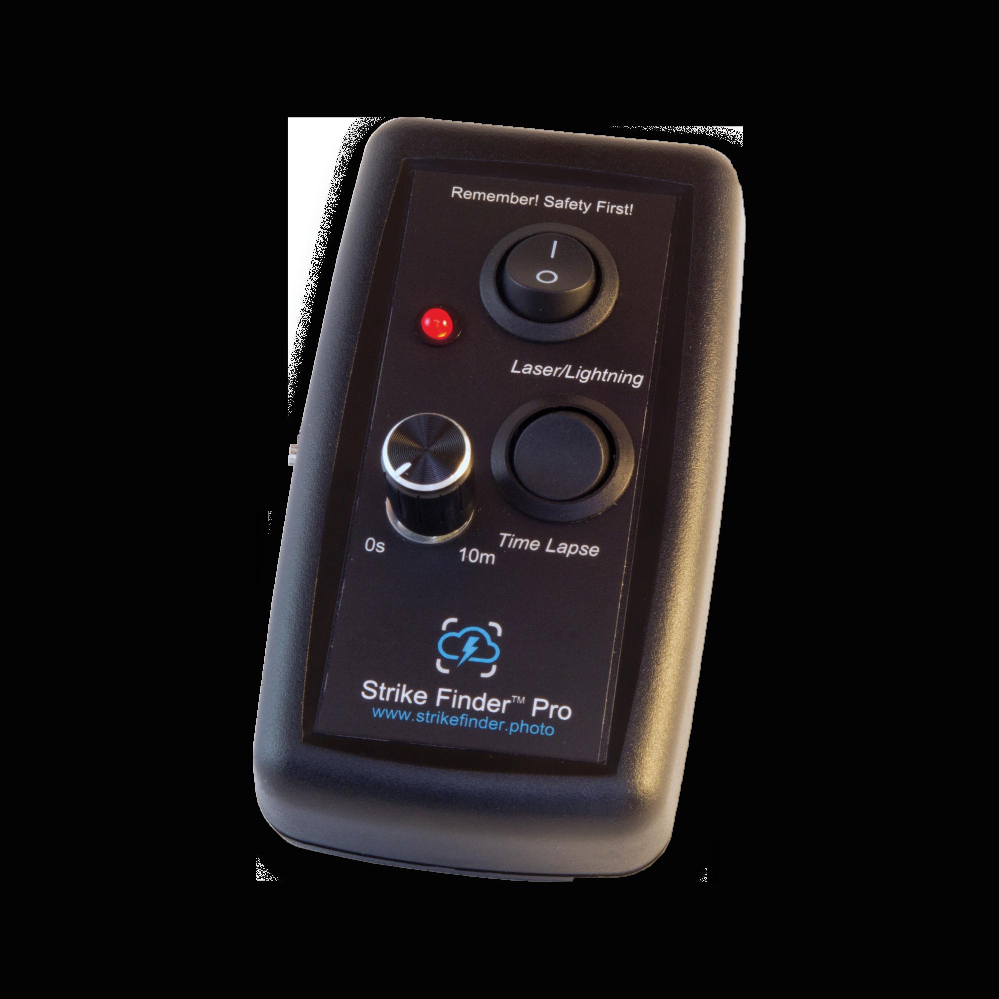 Strike Finder Pro camera trigger